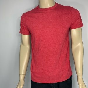 Red Short Sleeve - M